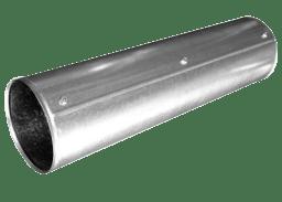 Скорлупа ППУ в оцинкованной стали